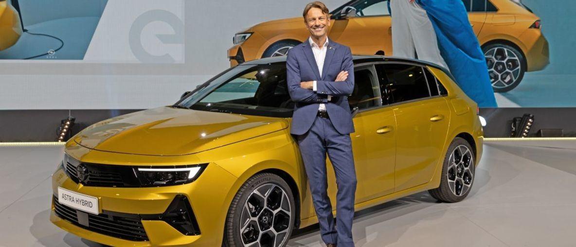 Az új Opel Astra világpremierje Rüsselsheimben