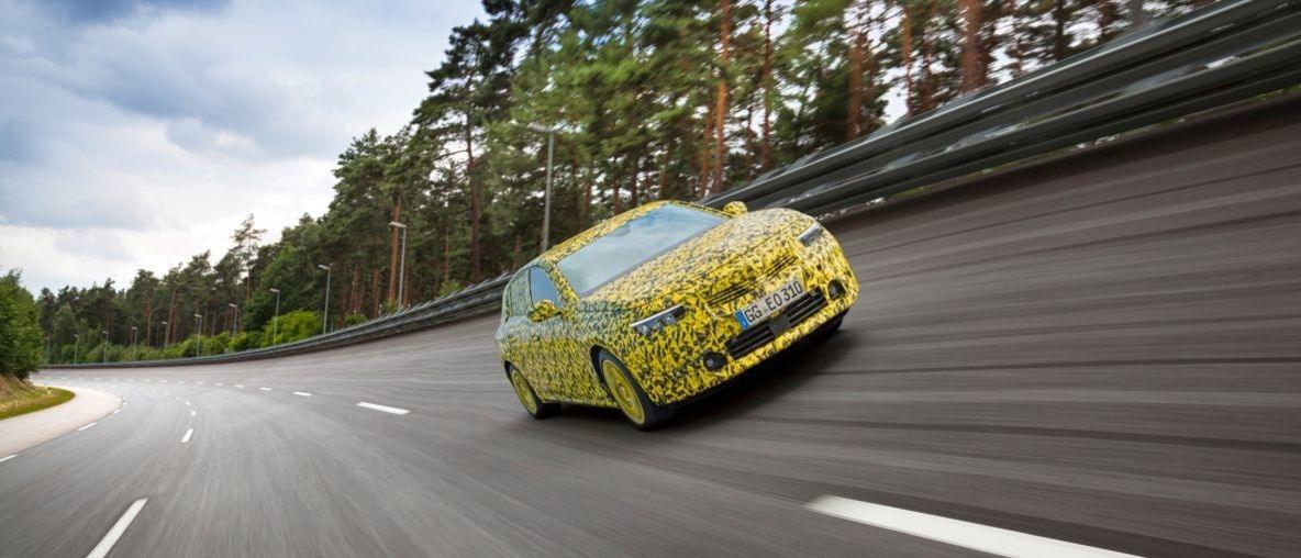Tesztmaraton: az Opel Astra új generációja már a célegyenesben