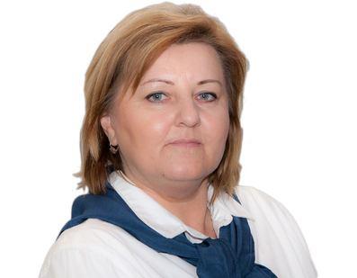 Szalai Mónika raktárvezető