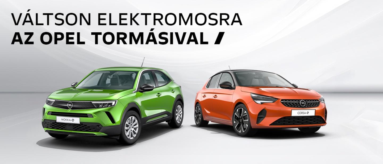 Opel Mokka-e, Opel Corsa-e