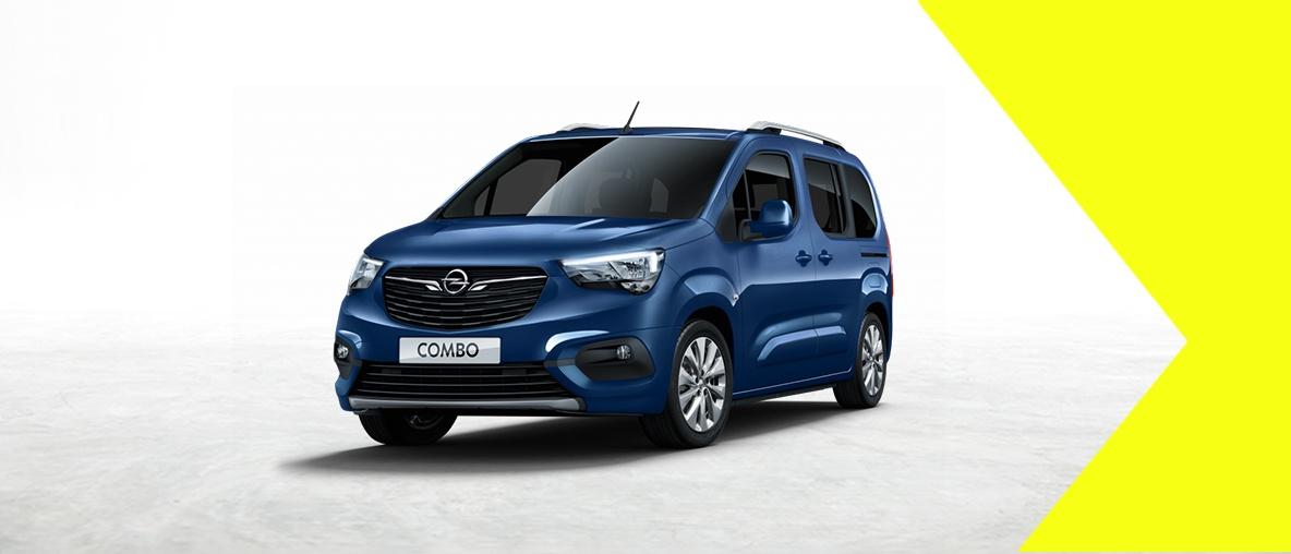 Opel Combo Life ajánlat