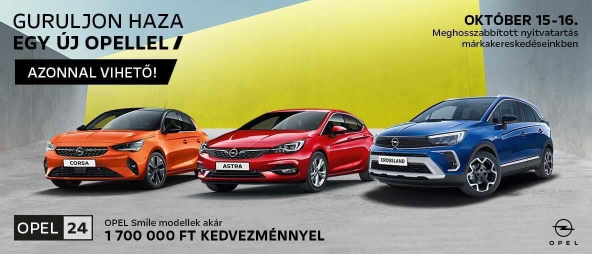 Opel Corsa, Opel Astra, Opel Crossland
