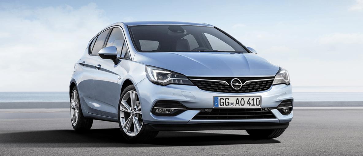 Opel Astra ajánlat az Opel Tatabányánál