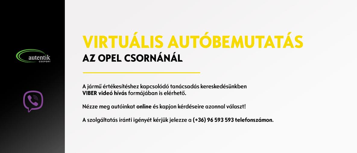 Virtuális autóbemutatás