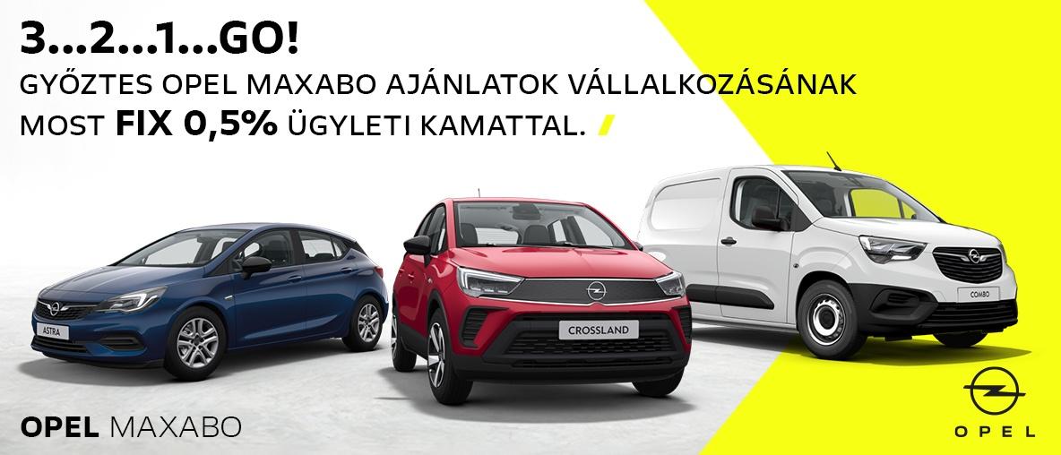 Opel Astra, Opel Crossland, Opel Combo Cargo
