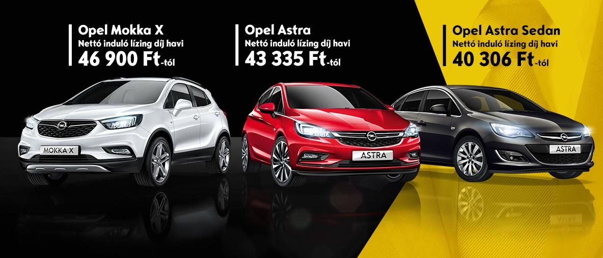 Opel Business Class Ajánlat