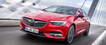 Új Opel Insignia