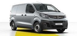 Opel Vivaro zárt furgon