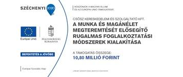 Csősz Kft. pályázat 2017
