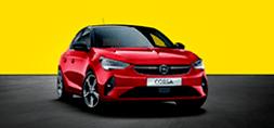 Opel Corsa konfigurátor