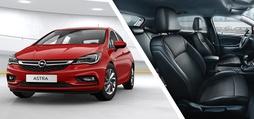 Opel Astra K 5 ajtós Business Class Service Ajánlat vállalkozóknak