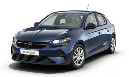 Corsa-e Edition BEST modell kék