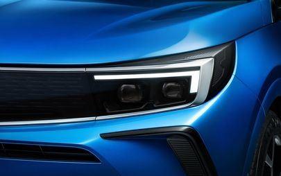 Az új Opel Grandland: merész dizájn, digitális műszerfal és csúcstechnológia