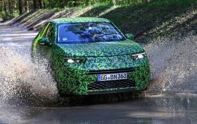 Alapos teszteléssel készítik fel az új Opel Mokkát a sorozatgyártásra