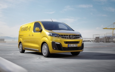 Opel Vivaro-e: 2020-ban rajtol a sikeres szállítójármű elektromos változata