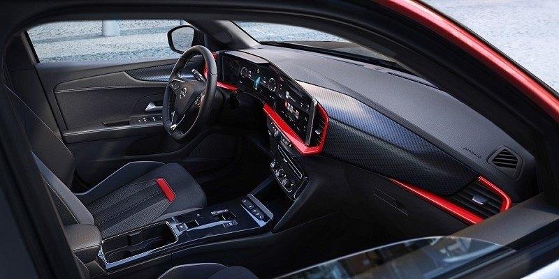 Opel Mokka belső