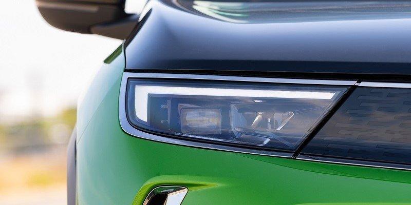 Opel Mokka Intellilux Led világítás