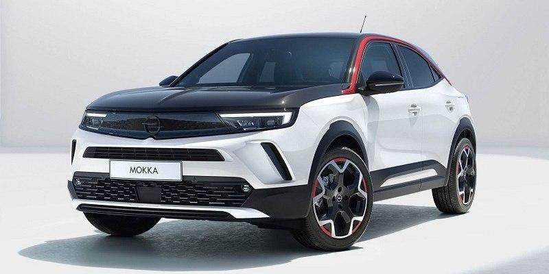 Új Opel Mokka