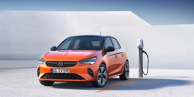 Opel Corsa-e jellemzők