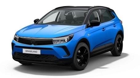 új Opel Grandland