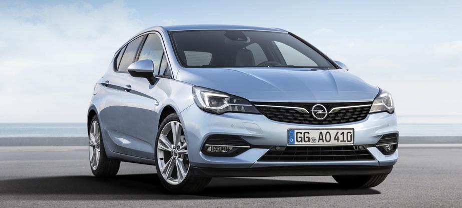 Opel Astra Best