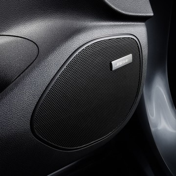 Opel Astra Bose hangrendszer