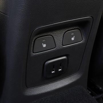 Opel Astra ülésfűtés