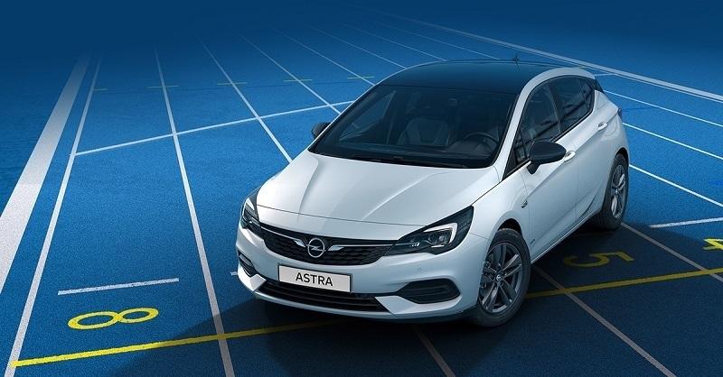 szürke Opel Astra K finanszírozási ajánlat