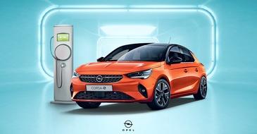 Opel Corsa-e elektromos autó
