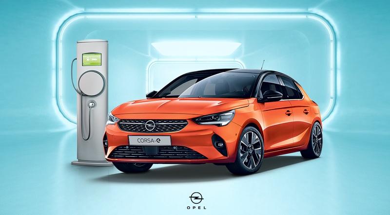 Opel Corsa-e elektromos autó ajánlat
