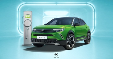 Opel Mokka-e elektromos autó