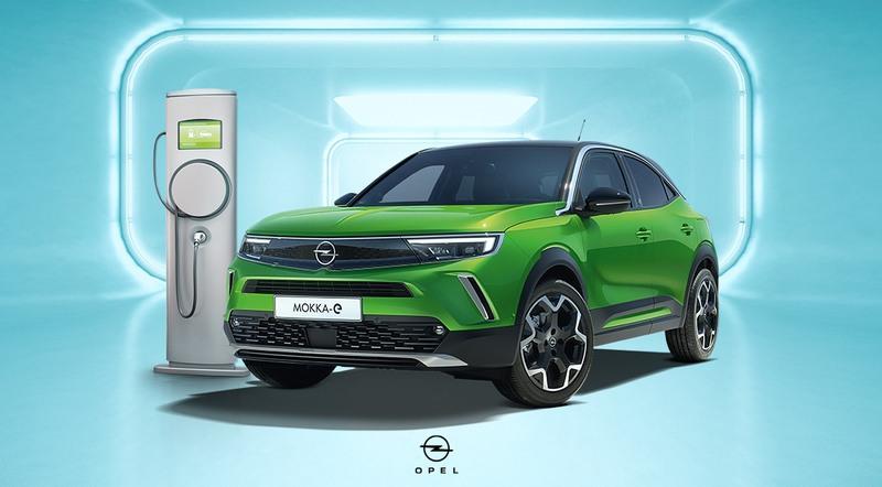 elektromos Opel Mokka