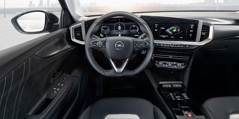 Opel Mokka-e Opel Pure Panel műszerfal