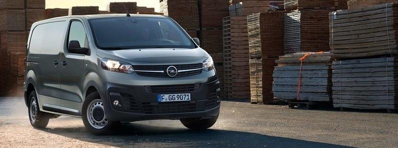 Opel Vivaro Cargo szürke kishaszongépjármű