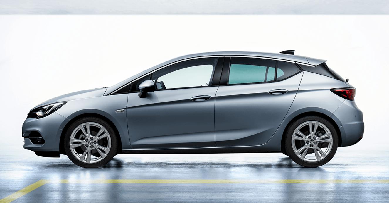 Opel Astra 5 Facelift