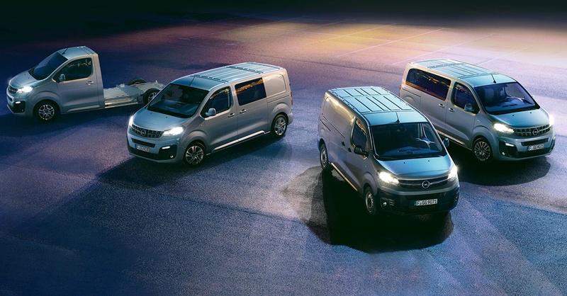 Opel Vivaro Cargo