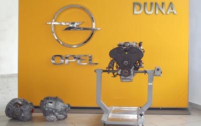 Opel Duna jótékonyság, motoradomány