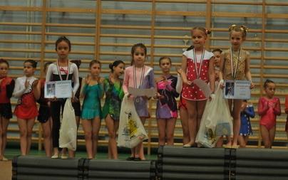 Opel Duna gyermek gimnasztika verseny