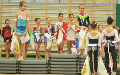 Opel Duna ifjúsági ritmikus gimnasztikai verseny