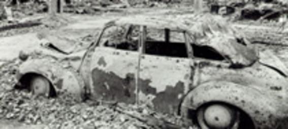 Opel Kadett gyártósor szétszerelése