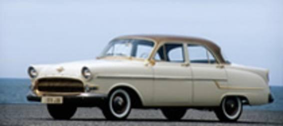 Kétmilliomodik Opel - egy Kapitan