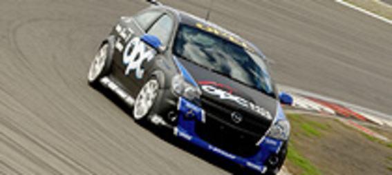 Opel OPC versenytábor