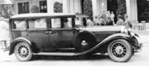 1924 Opel gyártósoros bevezetés